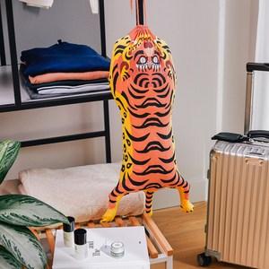 DOIY|西藏虎-髒襪袋(橘)