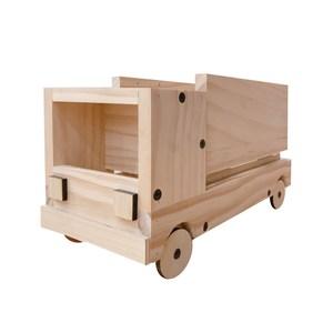 DIY材料包-松木小卡車書架