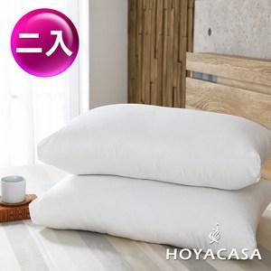 HOYACASA-【Good Dream系列】3D螺旋纖維枕-低硬2入
