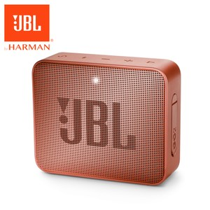 JBL 可攜式防水藍牙喇叭GO 2 肉桂粉