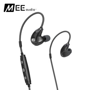 MEE audio X7 Plus 入耳式無線運動耳機 黑色