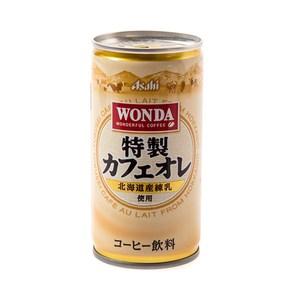 朝日(特製歐蕾)咖啡179ml