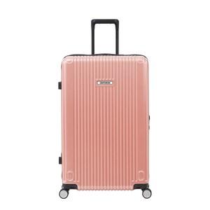 【CENTURION百夫長】拉鍊款29吋U_S_A01玫瑰金行李箱