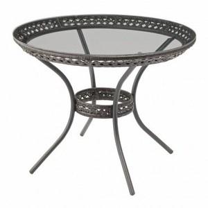 米蘭歐風編織圓桌