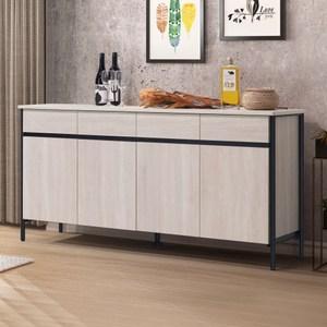 Homelike 利奧尼5.3尺餐櫃