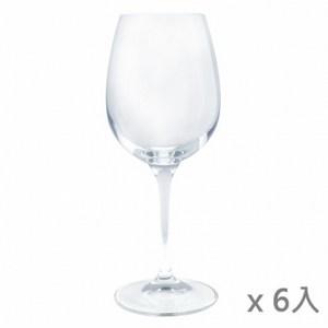 義大利RCR茵芙曼無鉛水晶紅酒杯(6入)450cc