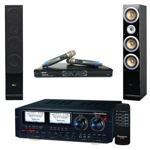卡拉OK套組 HD-1000+MR-865 PRO+QX900F