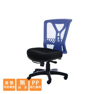 GXG 短背電腦椅 (無扶手) TW-100 ENH#訂購備註顏色