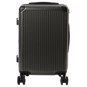 HOLA 萊森可擴充行李箱 20吋 鐵灰色