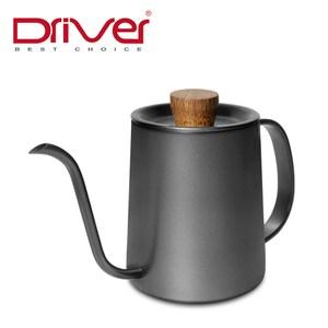 【Driver】Superior 不鏽鋼細口壺600ml(烏黑)
