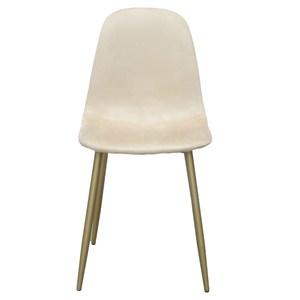 弗雷德餐椅 卡其色 型號170347-V1 KC42/銅