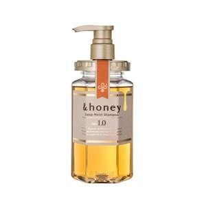 日本&honey 蜂蜜亮澤修護洗髮乳1.0_440ml