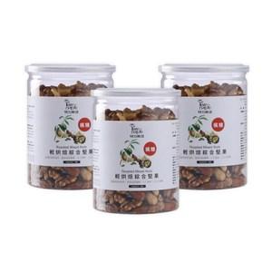 (組)LFN輕烘焙堅果-楓糖綜合450g 3入組