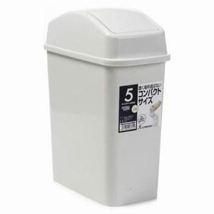 RISU 搖蓋垃圾桶 5L