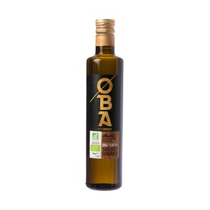 西班牙OBA有機特級初榨橄欖油500ML