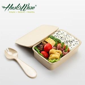 美國Husk's ware 稻殼天然無毒環保便當盒(大)
