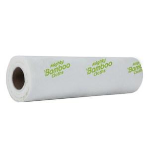 強吸力竹纖維擦拭巾20張/捲